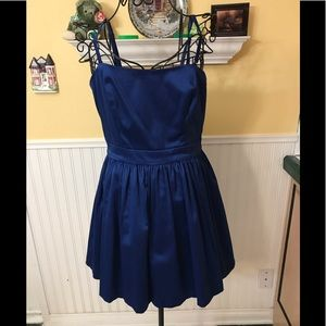 Forever 21 NWT prom/evening dress royal blue  Sz m